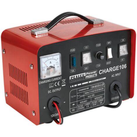 Battery Charger 8Amp 12/24V 230V