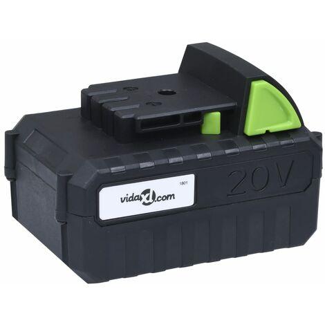 Battery Pack 20V 4000 mAh Li-ion