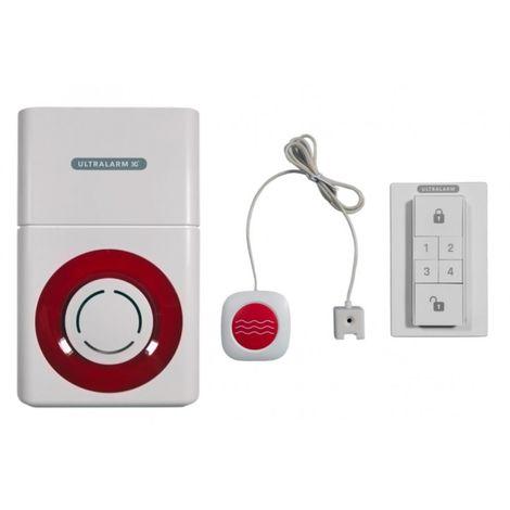 Battery Powered 3G GSM Water Alarm Ultralarm