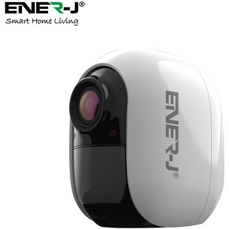 Battery Powered and Wireless Smart IP Camera 1080P with 4 pcs AA Battery included