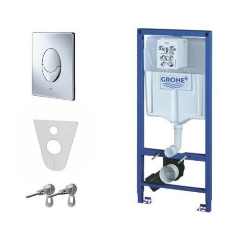 BATTI SUPPORT RAPID-SL WC 0,82M PIEDS RENFORCES GROHE 38587000