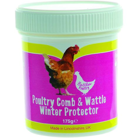 """main image of """"Battles Poultry Comb And Wattle Winter Protector Liquid (175g) (May Vary)"""""""