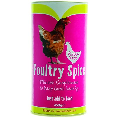 Battles Poultry Gewürz Mineral Supplement