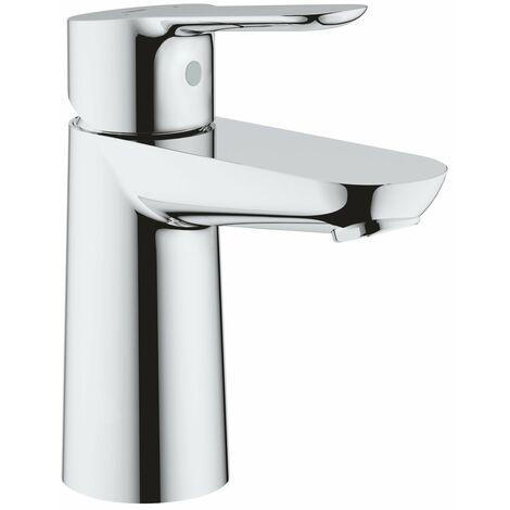 BauEdge Monomando de lavabo 1/2 Tamaño S - GROHE - Cuerpo Liso