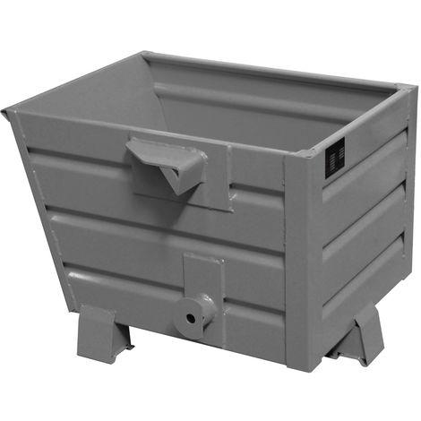Bauer Stapelkipper BSK gefüllt 3-fach stapelbar
