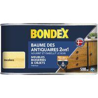 Baume des Antiquaires pâte, Bondex