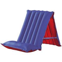Baumwolle Luftmatratze Sitz-Liegematratze Luftbett Matratze Kastenmatratze