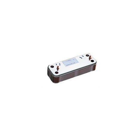 Baxi 248723 Heat Exchanger DHW (22 Plates)