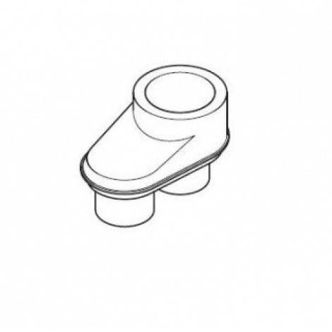 Baxi Multifit Group N Vertical Flue Adaptor