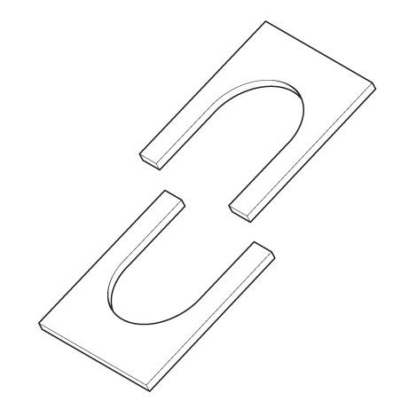 Baxi Multifit Roof Cover Plate