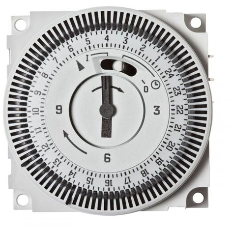 Baxi Plug-in 24 Hour Single Channel Mechanical Timer 7658276