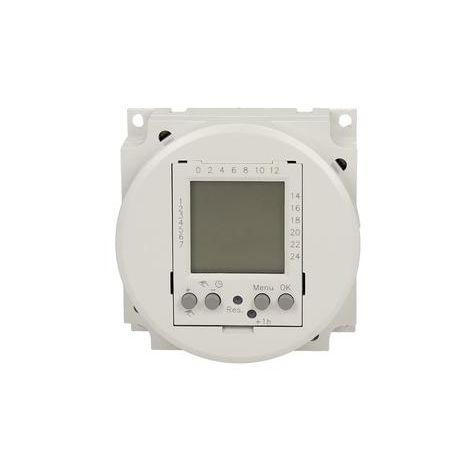Baxi Plug-in 7 Day Single Channel Digital Timer 7658523