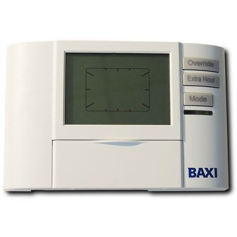 Baxi Single Channel Wired Timer 7212444