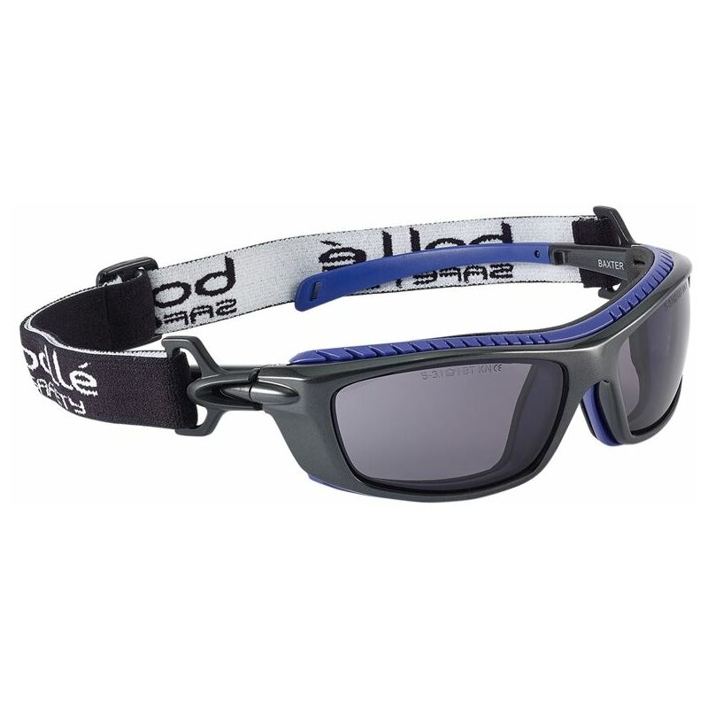 Image of BAXTER Safety Glasses - Smoke ( BAXPSF) - BOL