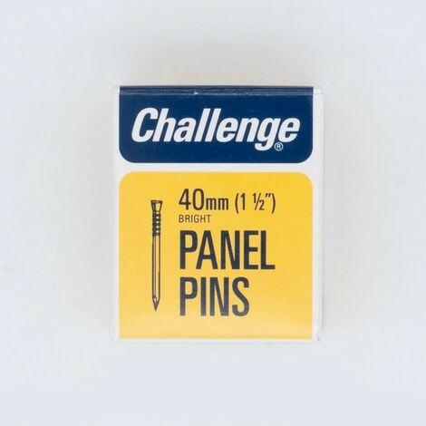 """main image of """"BAY10612 Bayonet Panel Pins 40mm 40g Pack. Display Of 24 Boxes"""""""