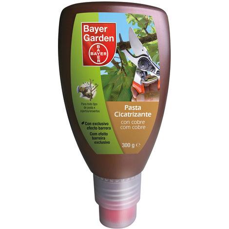 Bayer Garden Pasta Cicatrizante - Pasta Selladora para Poda con Cobre Lista para Usar