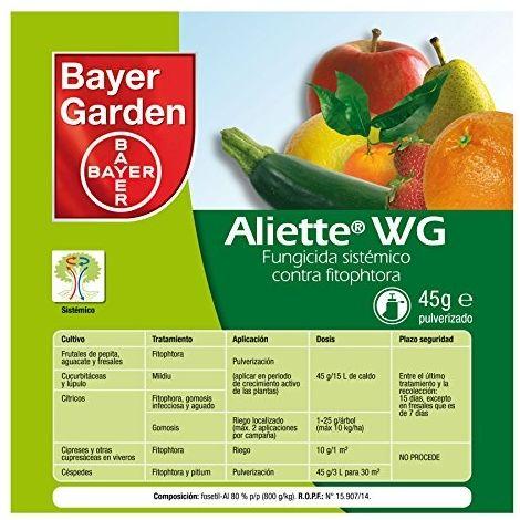BAYER-INSECTICIDE ALIETE WG