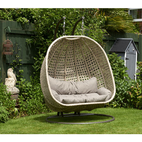 Bayeux Double Swing Seat