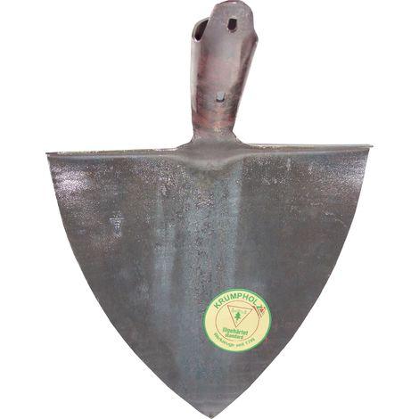 Bayrische Sandschaufel, Gr. 3, Rippe hinten, ölgehärtet