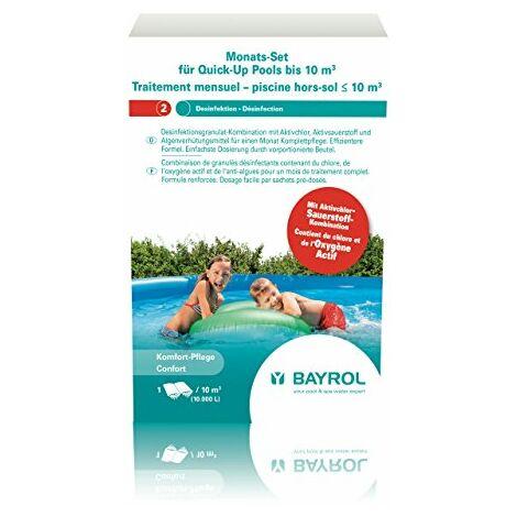 Bayrol mois Set Quick Up Piscine pour bassins jusqu'à 10m³