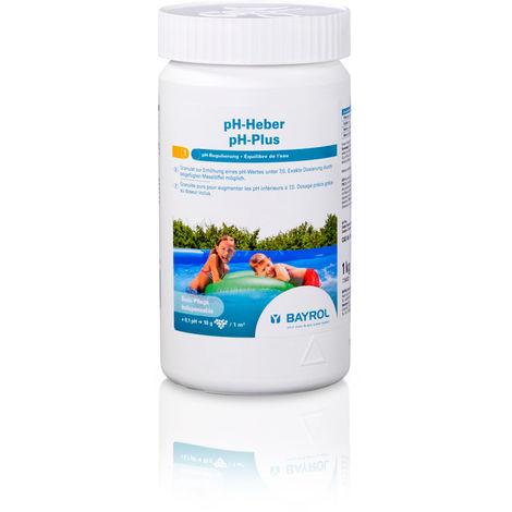 BAYROL pH-Heber (pH-Plus) Granulat 1,0 kg für Quick-Up Pools
