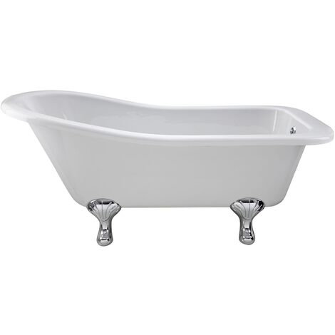 Bayswater Pembridge Freestanding Slipper Bath 1500mm x 740mm