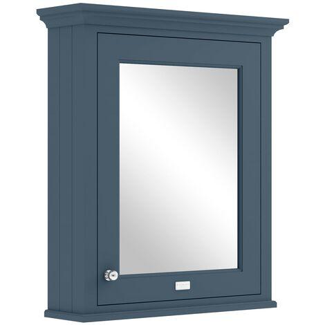 Bayswater Stiffkey Blue Bathroom Cabinet 750mm High x 650mm Wide