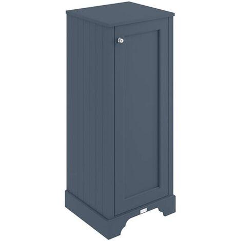 Bayswater Stiffkey Blue Tall Boy Storage Unit 465mm Wide