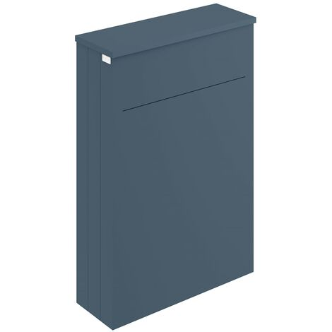 Bayswater Stiffkey Blue WC Toilet Unit 550mm Wide