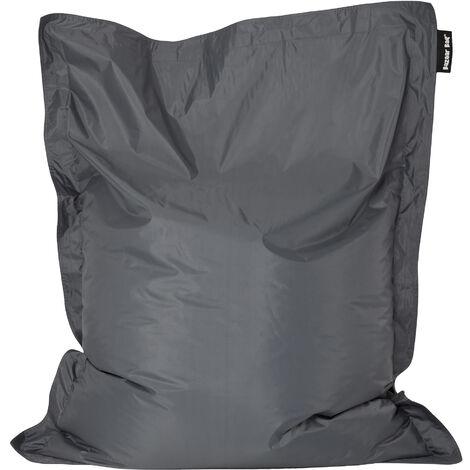 Bazaar Bag - Giant Beanbag, 180cm x 140cm - Indoor Outdoor Garden Floor Cushion Bean Bags