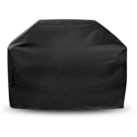 BBQ Grill Cover UV Protective Weather-resistant Outdoor Rain Cover Dust-proof Protection