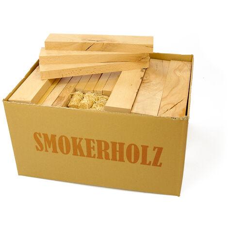BBQ-Smokerholz - feine Buchenholzscheite