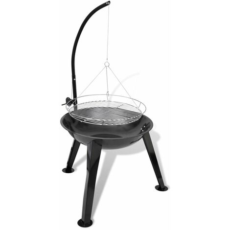 """main image of """"BBQ Stand Charcoal Barbecue Hang Round"""""""