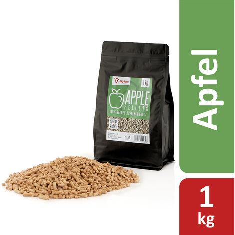 BBQ-Toro 1 kg oak pellets made of 100% oak wood Oak pellets