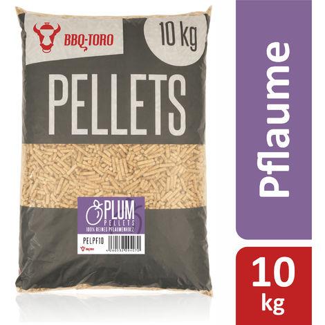 BBQ Toro 10 kg Plum pellets made of 100% plum wood | Plum pellets