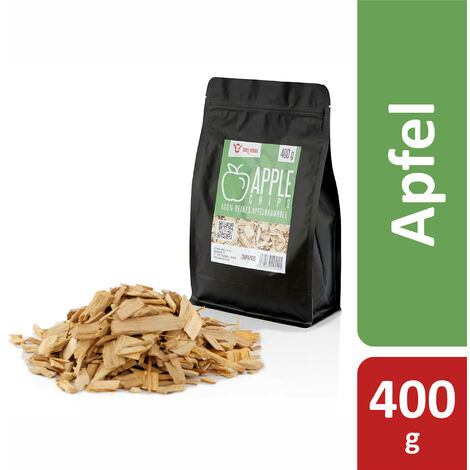 BBQ-Toro Apple Smoker Chips Apple Smoker Chips | 400 g | smoke intensive smoker