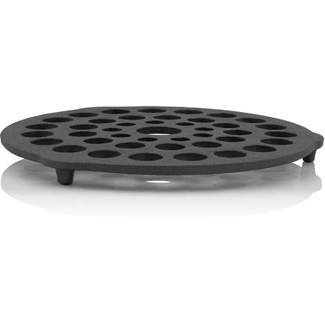 BBQ-Toro Dutch Oven insert Ø 20 cm cast iron trivet, grillage