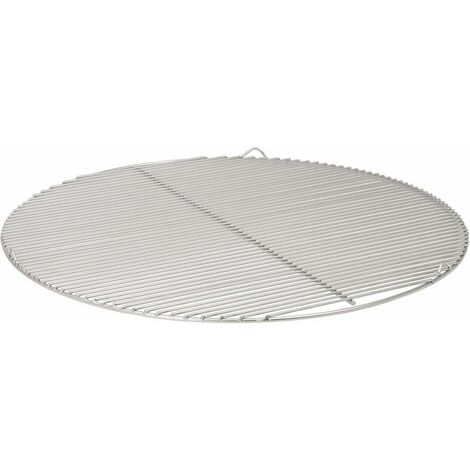 BBQ-Toro Edelstahl Grillrost | Ø 54,5 cm | rund
