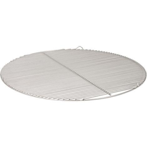 BBQ-Toro Grille en acier inoxydable | Ø 54,5 cm | ronde