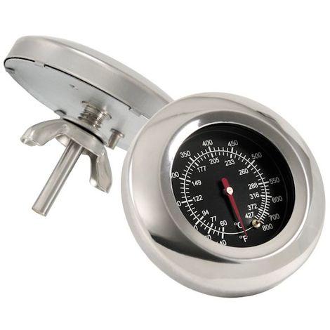 BBQ-Toro Grillthermometer bis über 400 °C | für Grils, Smoker und mehr