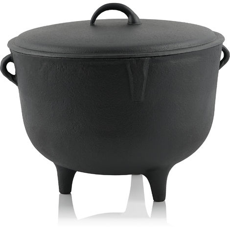 BBQ-Toro Jambalaya pot, 17.4 liters of cast iron Kazan