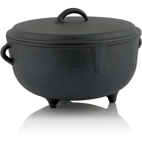 BBQ-Toro Jambalaya pot, 8.0 liters of cast iron Kazan