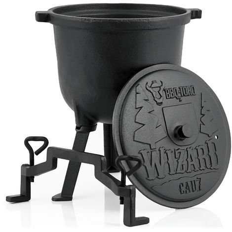 "BBQ-Toro magic kettle ""Wizard"" 