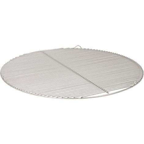 BBQ-Toro stainless steel grill grate | Ø 54.5 cm | Round