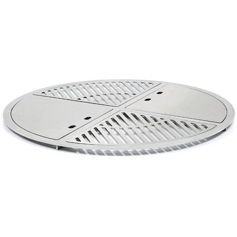 BBQ-Toro stainless steel grillage grill plate Ø 54.5 cm for 57 ball grill