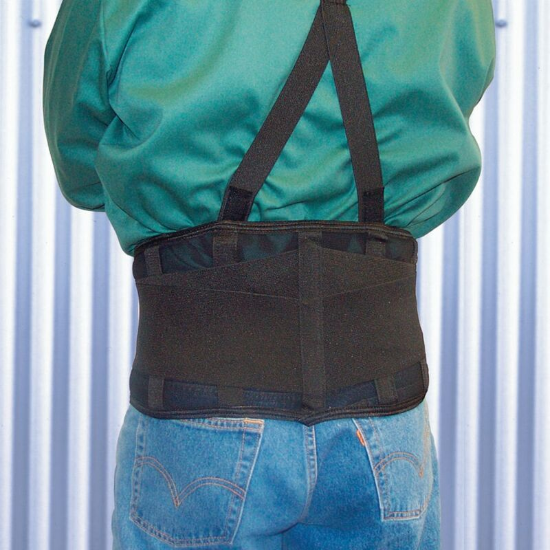 Image of BC Back Coach Elastic Back Support 32'-37' Waist - Impacto Protective Products Inc