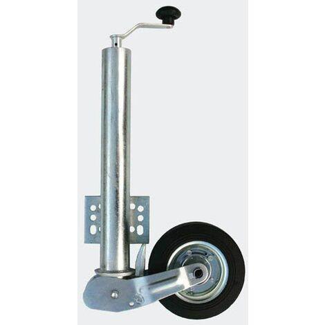 Bc-elec - 30117 Roue jockey de remorque automatique - Charge d'appui 362kg
