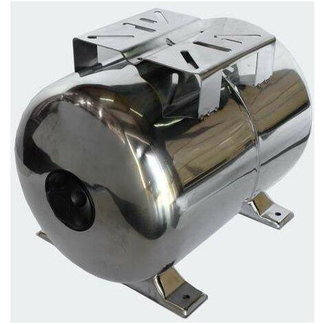 Bc-elec - 50602 24L stainless steel pressure diaphragm vessel expansion vessel domestic waterworks