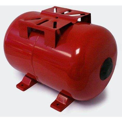Bc-elec - 50640 50L Recipiente a presión Recipiente de membrana Recipiente de expansión Abastecimiento de agua para uso doméstico - Rosa