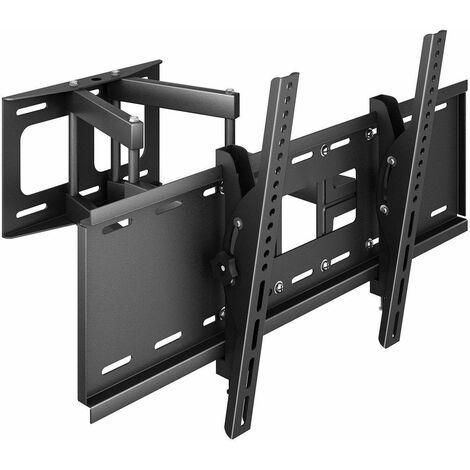 Bc-elec - 5734-D60 Support TV mural inclinable, tournant et pivotant pour LCD, LED Plasma 40-65'' jusqu'à 50 kg